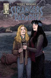 [Strangers In Paradise XXV #3 (Product Image)]