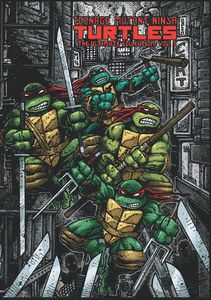 [Teenage Mutant Ninja Turtles: Ultimate Collection: Volume 5 (Product Image)]