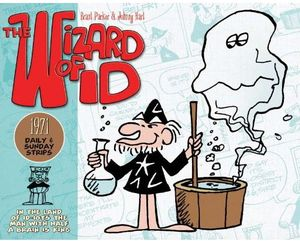 [The Wizard of Id: The Dailies: 1970-1971 (Hardcover) (Product Image)]