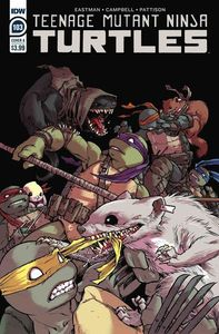 [Teenage Mutant Ninja Turtles: Ongoing #103 (Cover A Campbell) (Product Image)]