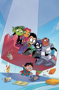 [Teen Titans Go #23 (Product Image)]