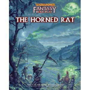 [Warhammer: Fantasy Role-Play: The Enemy Within Campaign: Part 4: The Horned Rat (Director's Cut) (Product Image)]
