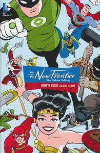 [DC: The New Frontier (Deluxe Edition Hardcover) (Product Image)]