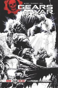 [Gears Of War: Rise Of Raam #1 (2nd Printing) (Product Image)]