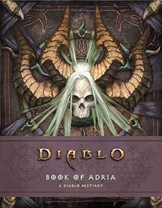 [Diablo Bestiary: The Book Of Adria (Hardcover) (Product Image)]