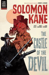 [Solomon Kane: Volume 1: Castle Of Devil (Product Image)]