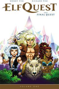 [Elfquest: Final Quest: Volume 1 (Product Image)]