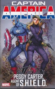 [Captain America: Peggy Carter Agent Of S.H.I.E.L.D. #1 (Product Image)]