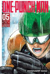 [One-Punch Man: Volume 5 (Product Image)]