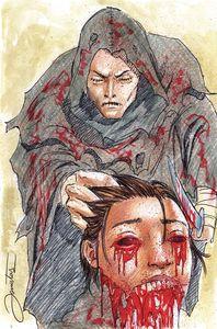 [Stitched: Terror Horrified: Original Art Box Set (Product Image)]