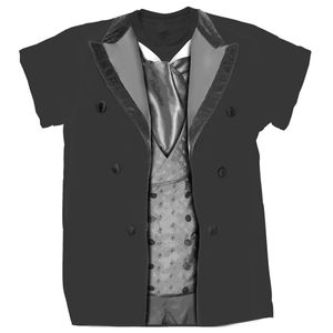 [Doctor Who: T-Shirts: 8th Doctor Costume (Forbidden Planet Exclusive) (Product Image)]