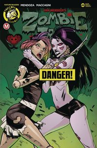 [Zombie Tramp: Ongoing #48 (Cover B Celor Risque) (Product Image)]