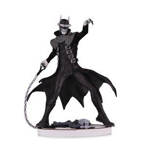 [DC: Batman: Black & White Statue: Batman Who Laughs (2nd Edition) (Product Image)]