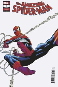 [Amazing Spider-Man #2 (2nd Printing Ottley Variant) (Product Image)]