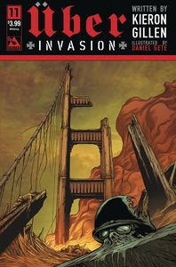 [Uber: Invasion #11 (Blitzkreig Cover) (Product Image)]