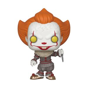 [IT: Chapter 2: Pop! Vinyl Figure: Pennywise With Blade (Product Image)]