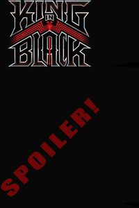 [King In Black #1 (Clarke Spoiler Variant) (Product Image)]
