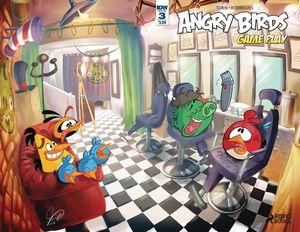 [Angry Birds Comics: Game Play #3 (Product Image)]