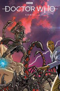 [Doctor Who Comics #2 (Cover C Jones) (Product Image)]