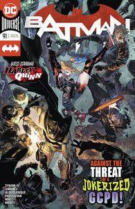 [Batman #91 (Product Image)]