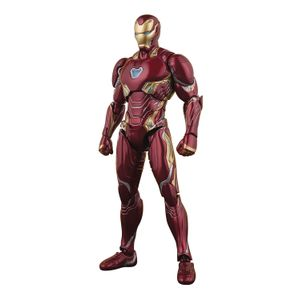 [Avengers: Infinity War: SH Figuarts Action Figure: Iron Man Mark 50 (Product Image)]