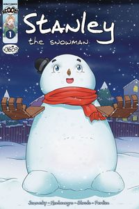 [Stanley The Snowman #1 (Product Image)]