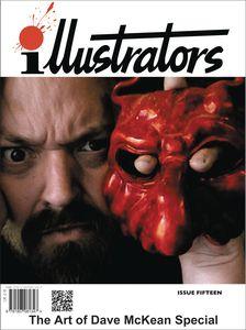 [Illustrators Magazine #15 (Product Image)]