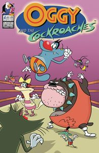 [Oggy & The Cockroaches #4 (Cover A Rankine) (Product Image)]