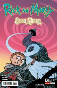 [The cover for Rick & Morty: Ever After #1 (Cover A)]