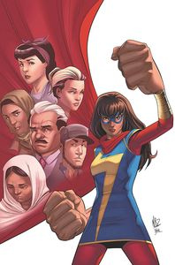 [Ms. Marvel: Game Over (Product Image)]