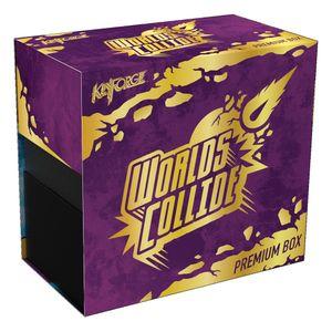 [Keyforge: Premium Box Set: Worlds Collide (Product Image)]