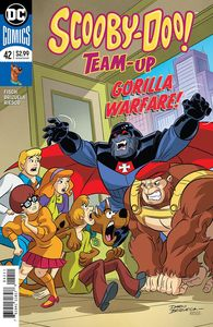 [Scooby Doo: Team Up #42 (Product Image)]