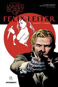 [James Bond: Felix Leiter (Product Image)]