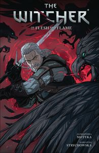 [The Witcher: Volume 4: Of Flesh & Flame (Product Image)]