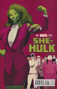 [She-Hulk #12 (Final Issue Pulido Variant) (Product Image)]