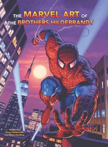 [The Marvel Art Of The Brothers Hildebrandt (Hardcover) (Product Image)]
