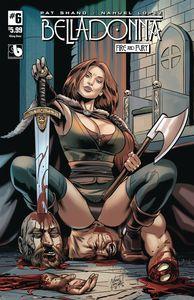 [Belladonna: Fire Fury #6 (Viking Vixen) (Product Image)]
