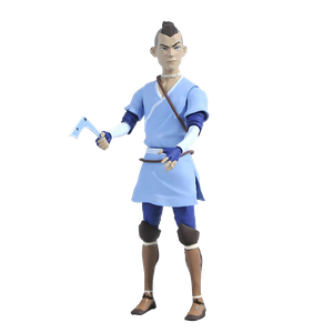 [Avatar: The Last Airbender: Deluxe Action Figure: Sokka (Series 4) (Product Image)]