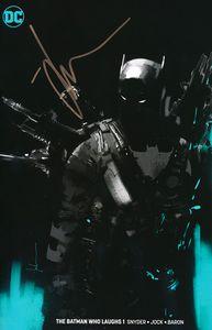 [Batman Who Laughs #1 (Grim Knight Jock Virgin Signed Variant) (Product Image)]