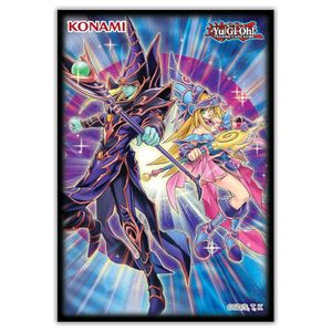 [YU-GI-OH!: Trading Card Game: Sleeves: The Dark Magicians (Product Image)]