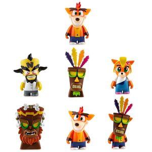 [Kidrobot: Mini Series: Crash Bandicoot (Product Image)]
