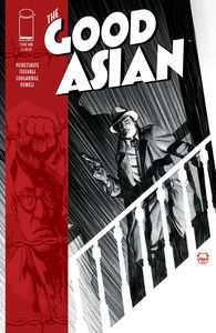 [The Good Asian #1 (Cover A Johnson) (Product Image)]