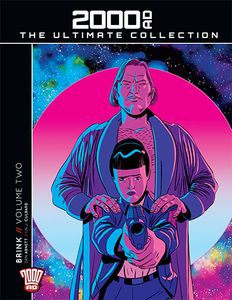[2000AD: Ultimate Collection: Volume 104: Brink Volume 2 (Product Image)]