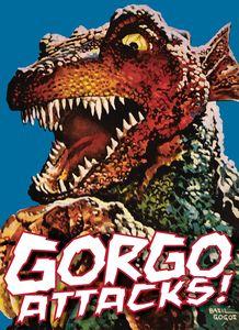 [Gorgo Attacks (Hardcover) (Product Image)]