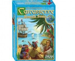 [Carcasonne: South Seas: Board Game (Product Image)]