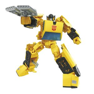 [Transformers: Generations: War For Cybertron: Deluxe Action Figure: Sun Streaker (Product Image)]