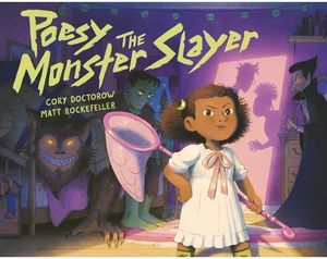 [Poesy The Monster Slayer (Hardcover) (Product Image)]