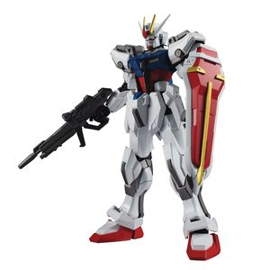 [Gundam: Mobile Suit Gundam Action Figure: Seed Gat X105 Strike Gundam (Product Image)]