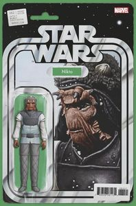 [Star Wars #62 (Christopher Action Figure Variant) (Product Image)]