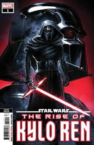 [Star Wars: The Rise Of Kylo Ren #1 (2nd Printing Crain Spot Color Variant) (Product Image)]